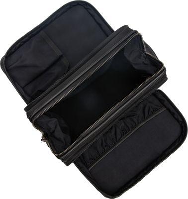 Hook & Albert Camo Print Travel Toiletry Kit Black Camo - Hook & Albert Toiletry Kits