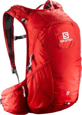 Salomon Trail 20 Bright Red - Salomon Day Hiking Backpacks