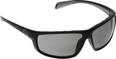 Native Eyewear Bigfork Sunglasses Matte Black with Polarized Gray - Native Eyewear Eyewear
