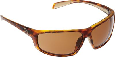 Native Eyewear Bigfork Sunglasses Desert Tort with Polarized Brown - Native Eyewear Eyewear