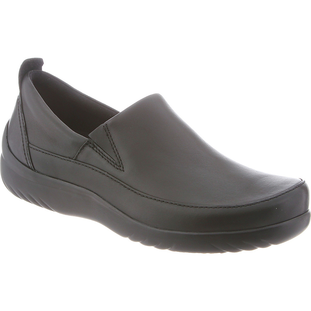 KLOGS Footwear Womens Ashbury 8.5 - M (Regular/Medium) - Black Smooth - KLOGS Footwear Womens Footwear - Apparel & Footwear, Women's Footwear