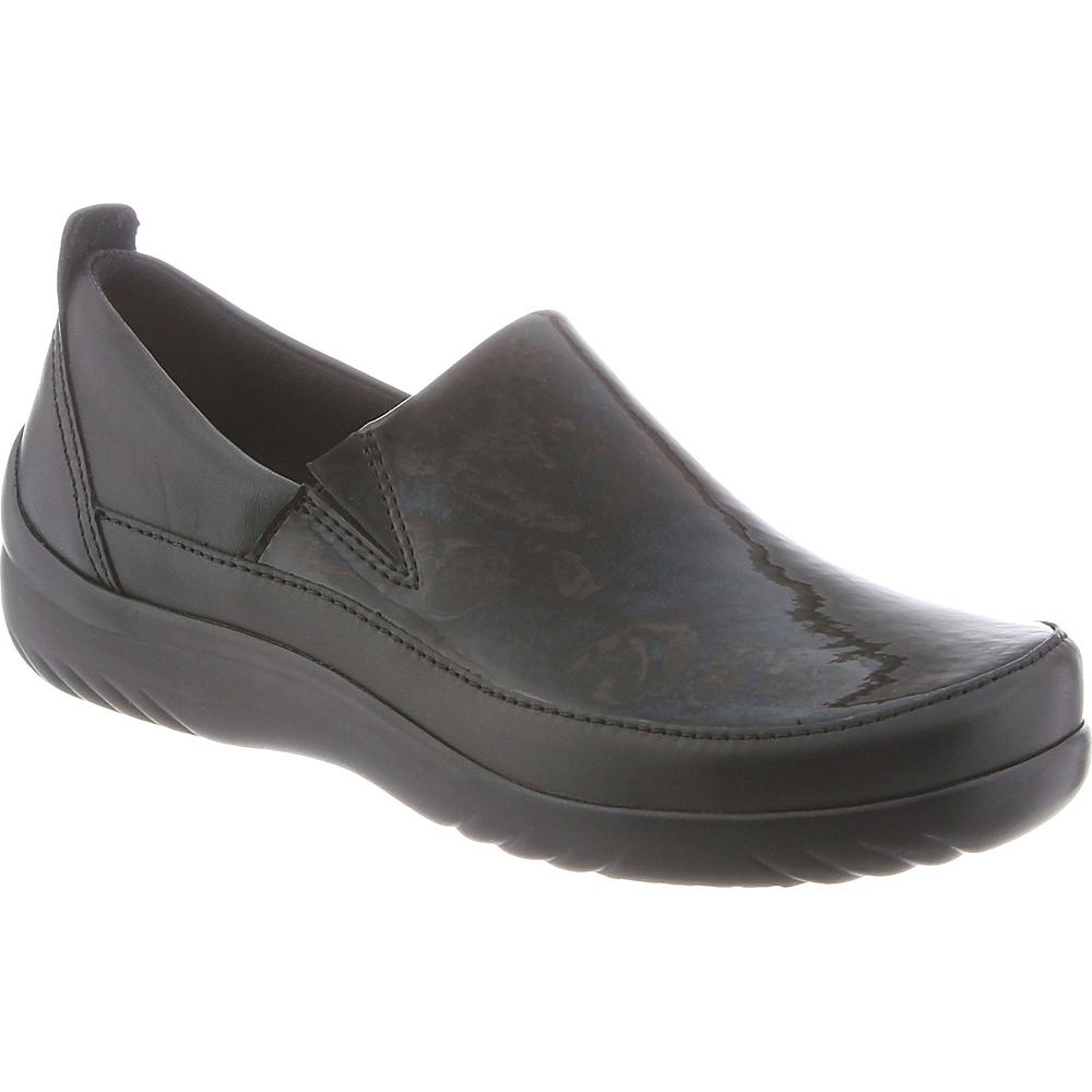 KLOGS Footwear Womens Ashbury 8 - M (Regular/Medium) - Black Patent - KLOGS Footwear Womens Footwear - Apparel & Footwear, Women's Footwear