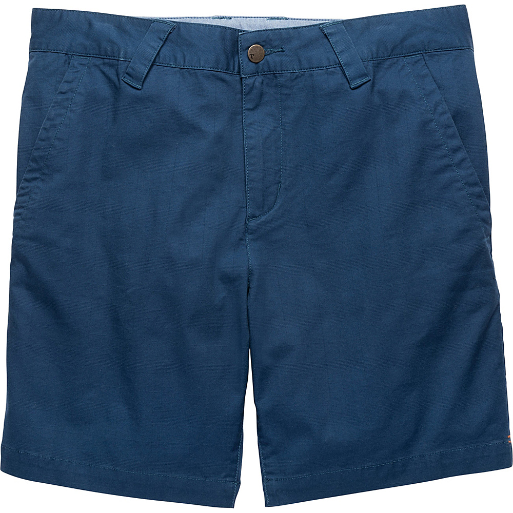 Toad & Co Swerve Short 8 Inch 34 - 8in - Blue Abyss - Toad & Co Mens Apparel - Apparel & Footwear, Men's Apparel