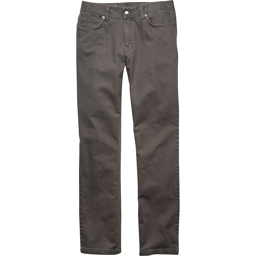 Toad & Co Drover Lean Denim Pant 31 - 32in - Smoke - Toad & Co Mens Apparel - Apparel & Footwear, Men's Apparel