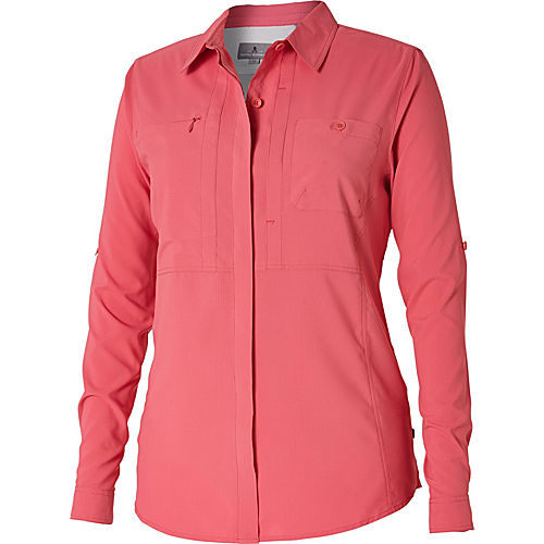 Royal robbins womens expedition chill long sleeve shirt for Royal robbins expedition shirt 3 4 sleeve women s