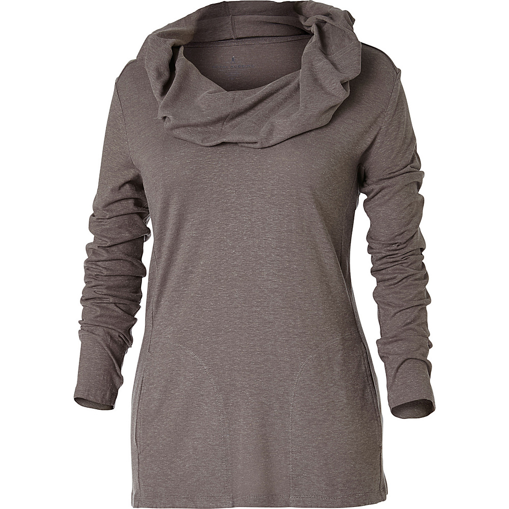 Royal Robbins Womens Flynn Hoody XS - Taupe - Royal Robbins Womens Apparel - Apparel & Footwear, Women's Apparel