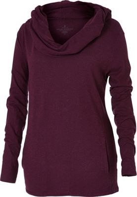 Royal Robbins Womens Flynn Hoody M - Plum Wine - Royal Robbins Women's Apparel 10560696