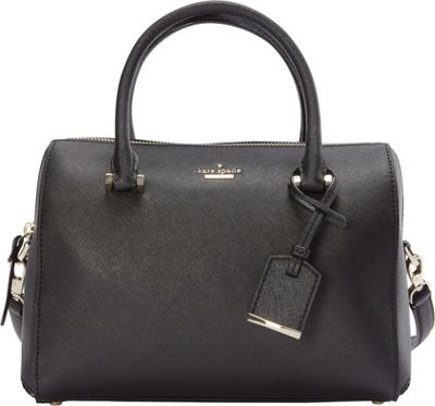 kate spade new york Cameron Street Large Lane Satchel Black - kate spade new york Designer Handbags