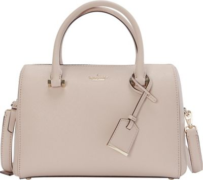 kate spade new york Cameron Street Large Lane Satchel Toasted Wheat - kate spade new york Designer Handbags