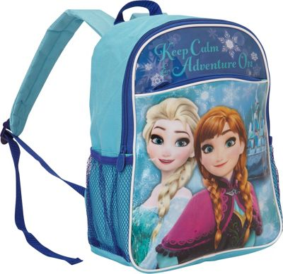 Disney Frozen Toddler Backpack Turquoise - Disney School & Day Hiking Backpacks