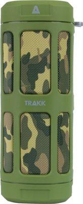 TRAKK Activ Weatherproof 16w Bike Speaker & Power Bank Camo - TRAKK Headphones & Speakers