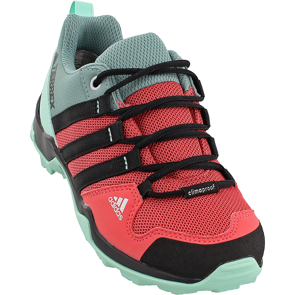 adidas outdoor Kids Terrex AX2R CP Shoe 11 (US Kids) - Tactile Pink/Black/Easy Green - adidas outdoor Mens Footwear - Apparel & Footwear, Men's Footwear