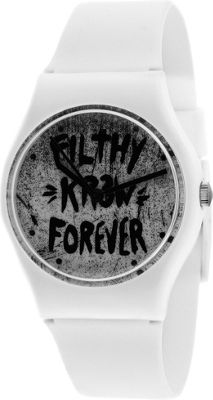 Kr3w Active Women's Freshman Watch White & Black - Kr3w Active Watches