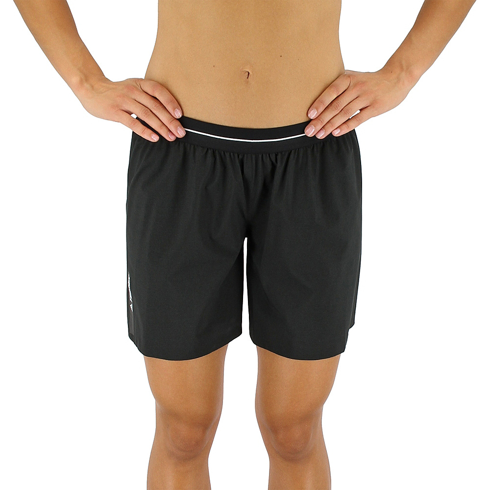 adidas outdoor Womens Terrex Agravic Short XS - 6in - Black/Black - adidas outdoor Womens Apparel - Apparel & Footwear, Women's Apparel
