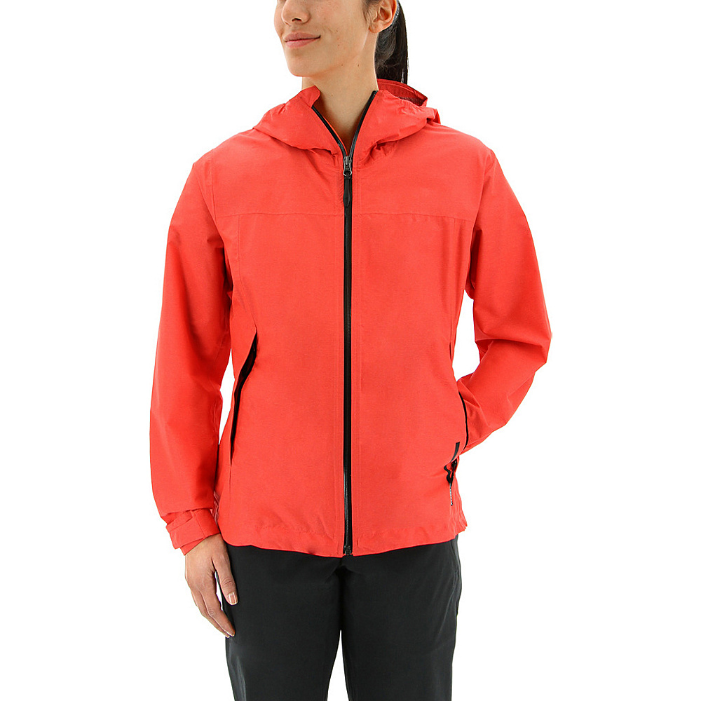 adidas outdoor Womens Multi 2.5L Jacket L - Easy Coral - adidas outdoor Womens Apparel - Apparel & Footwear, Women's Apparel
