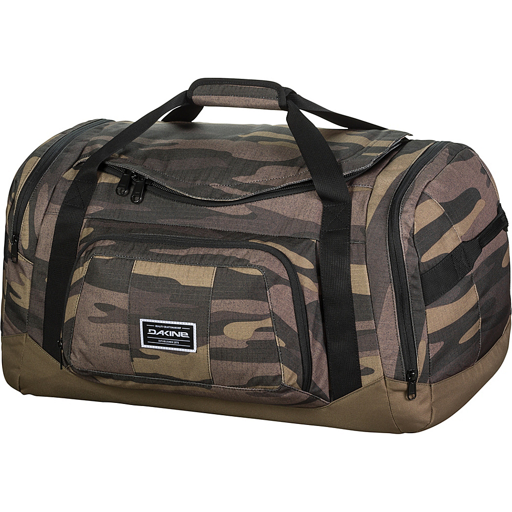 DAKINE Descent Duffle 70L Field Camo - DAKINE Travel Duffels - Duffels, Travel Duffels