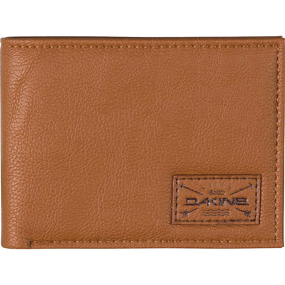 DAKINE Riggs Wallet Brown - DAKINE Mens Wallets - Work Bags & Briefcases, Men's Wallets