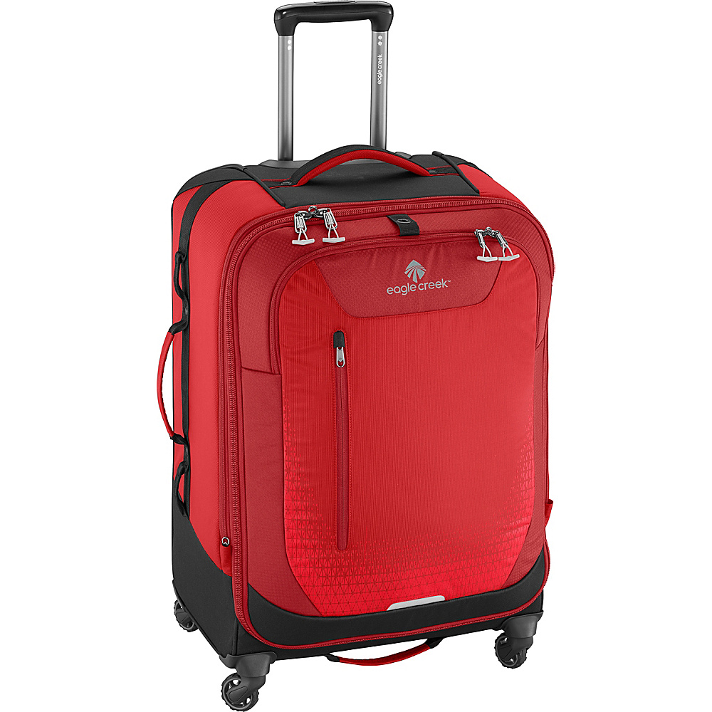 Eagle Creek Expanse Awd 26 Volcano Red - Eagle Creek Softside Checked - Luggage, Softside Checked