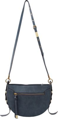 Foley + Corinna Wildheart Crossbody Hobo Blue Infinity - Foley + Corinna Manmade Handbags