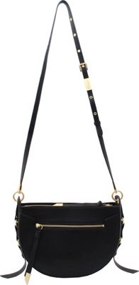 Foley + Corinna Wildheart Crossbody Hobo Black - Foley + Corinna Manmade Handbags