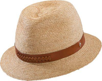Helen Kaminski Katica Hat One Size - Natural/Tan - Helen Kaminski Hats