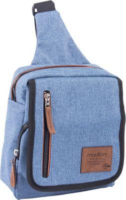 Bugatti Wander Sling Bag Indigo Blue - Bugatti Slings