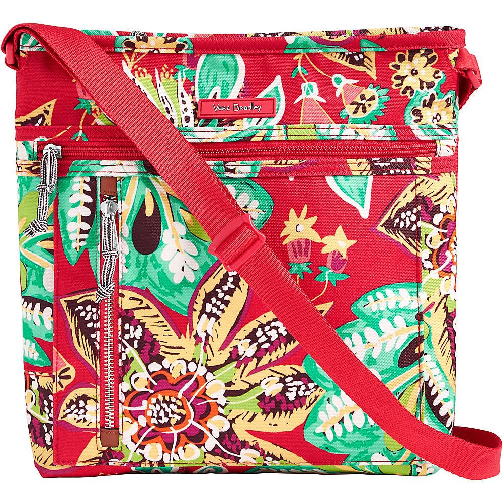 Vera Bradley Travel Ready Crossbody Rumba - Vera Bradley Fabric Handbags - Handbags, Fabric Handbags