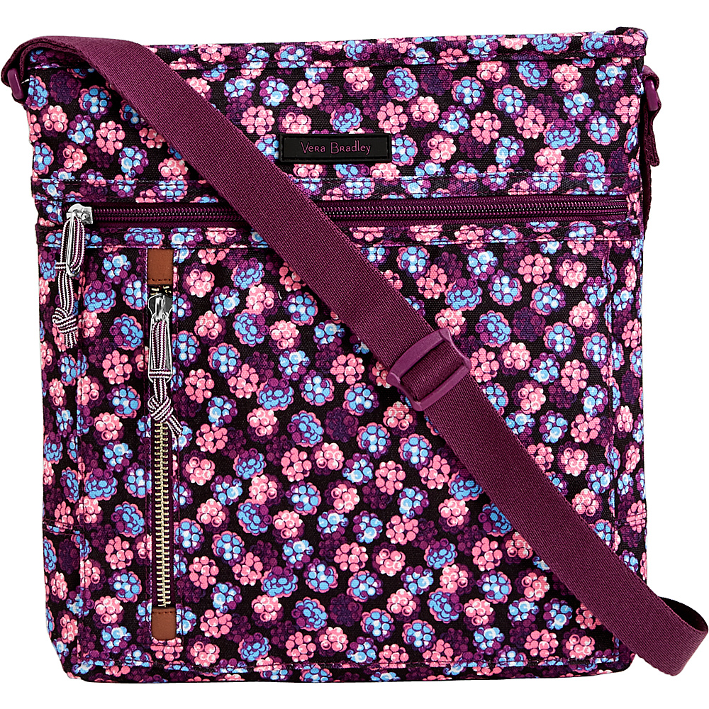 Vera Bradley Travel Ready Crossbody Berry Burst - Vera Bradley Fabric Handbags - Handbags, Fabric Handbags