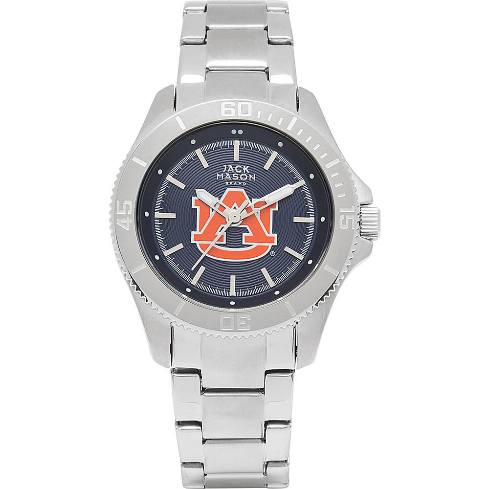 Jack Mason League NCAA Womens Team Color Dial Watch Auburn Tigers - Jack Mason League Watches - Fashion Accessories, Watches