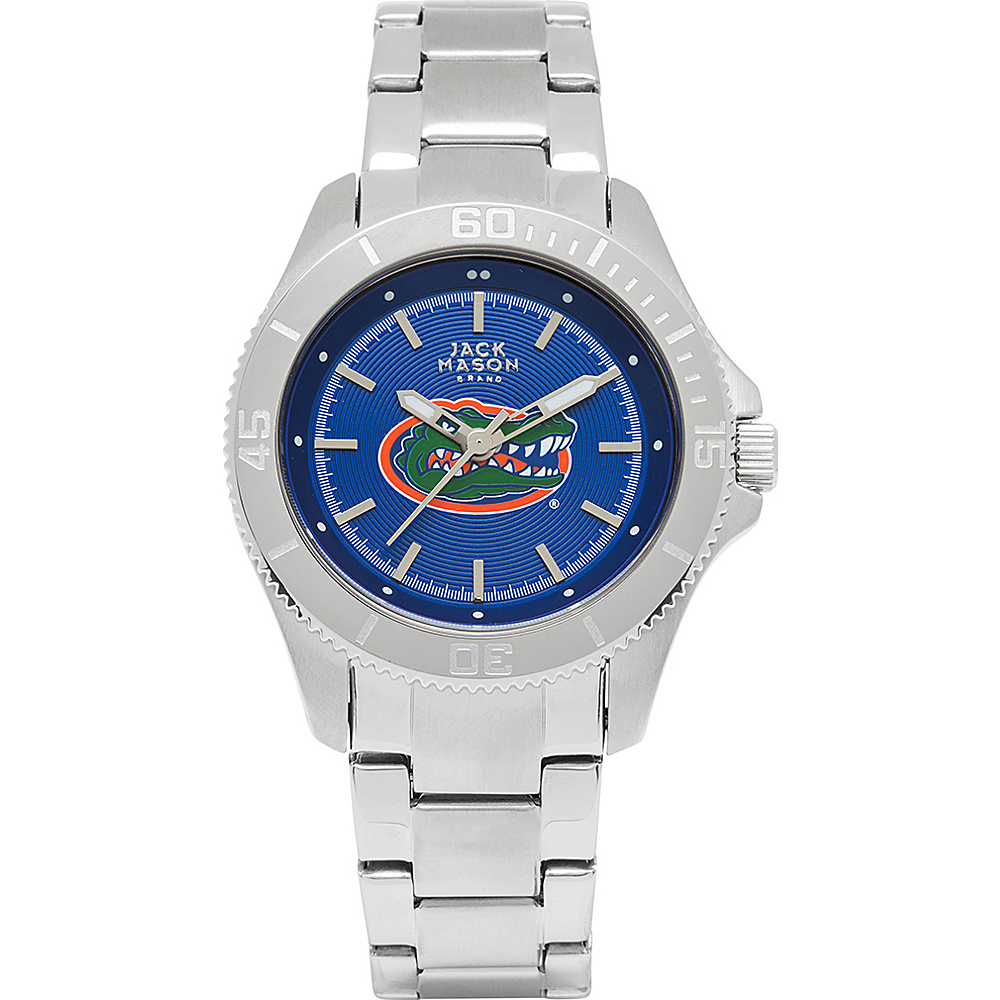 Jack Mason League NCAA Womens Team Color Dial Watch Florida Gators - Jack Mason League Watches - Fashion Accessories, Watches