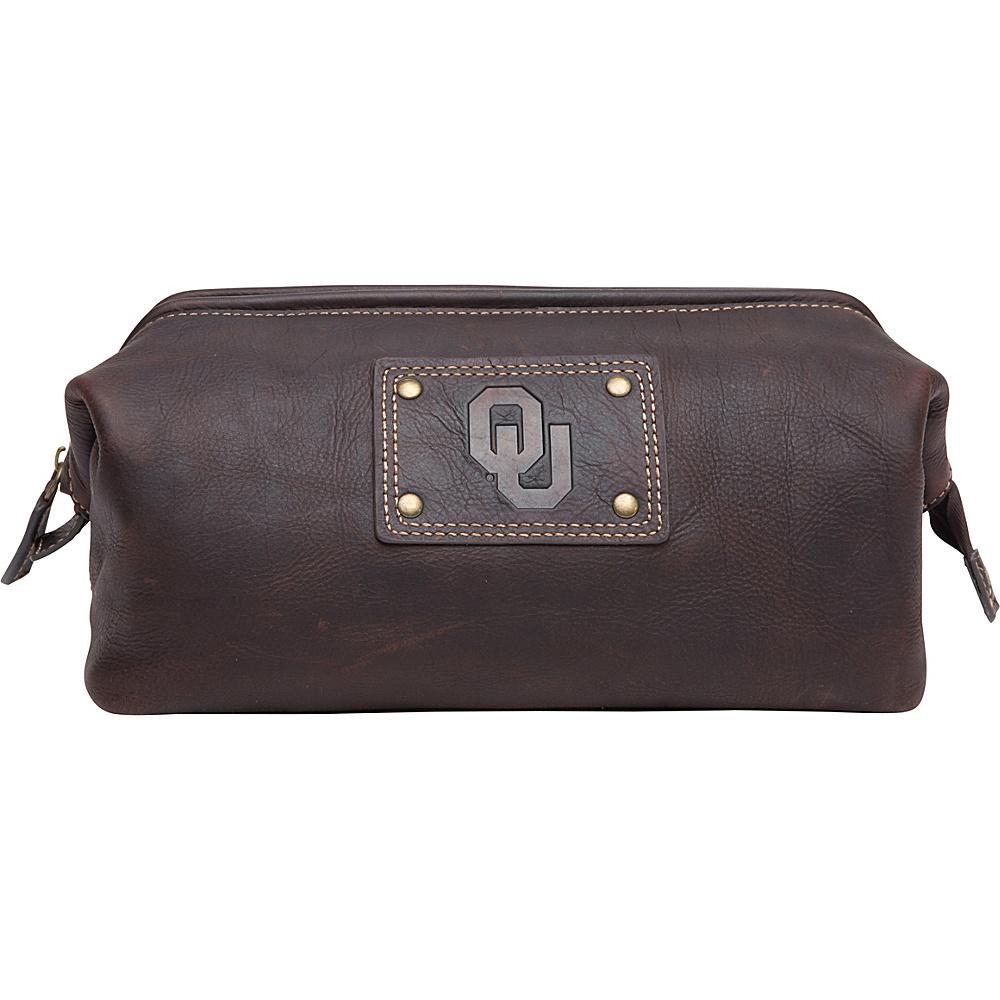 Jack Mason League NCAA Gridiron Shave Kit Oklahoma Sooners - Jack Mason League Toiletry Kits - Travel Accessories, Toiletry Kits