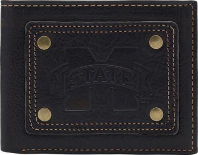 Jack Mason League NCAA Gridiron Traveler Wallet Mississippi State Bulldogs - Jack Mason League Men's Wallets