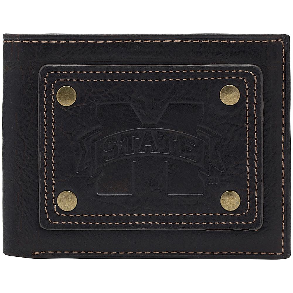 Jack Mason League NCAA Gridiron Traveler Wallet Mississippi State Bulldogs - Jack Mason League Mens Wallets - Work Bags & Briefcases, Men's Wallets