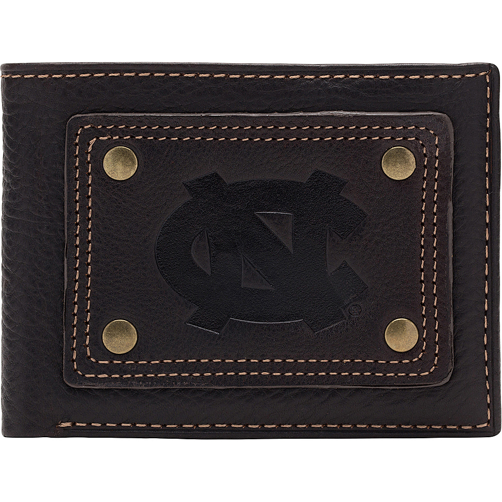 Jack Mason League NCAA Gridiron Traveler Wallet NC State Wolfpack - Jack Mason League Mens Wallets - Work Bags & Briefcases, Men's Wallets