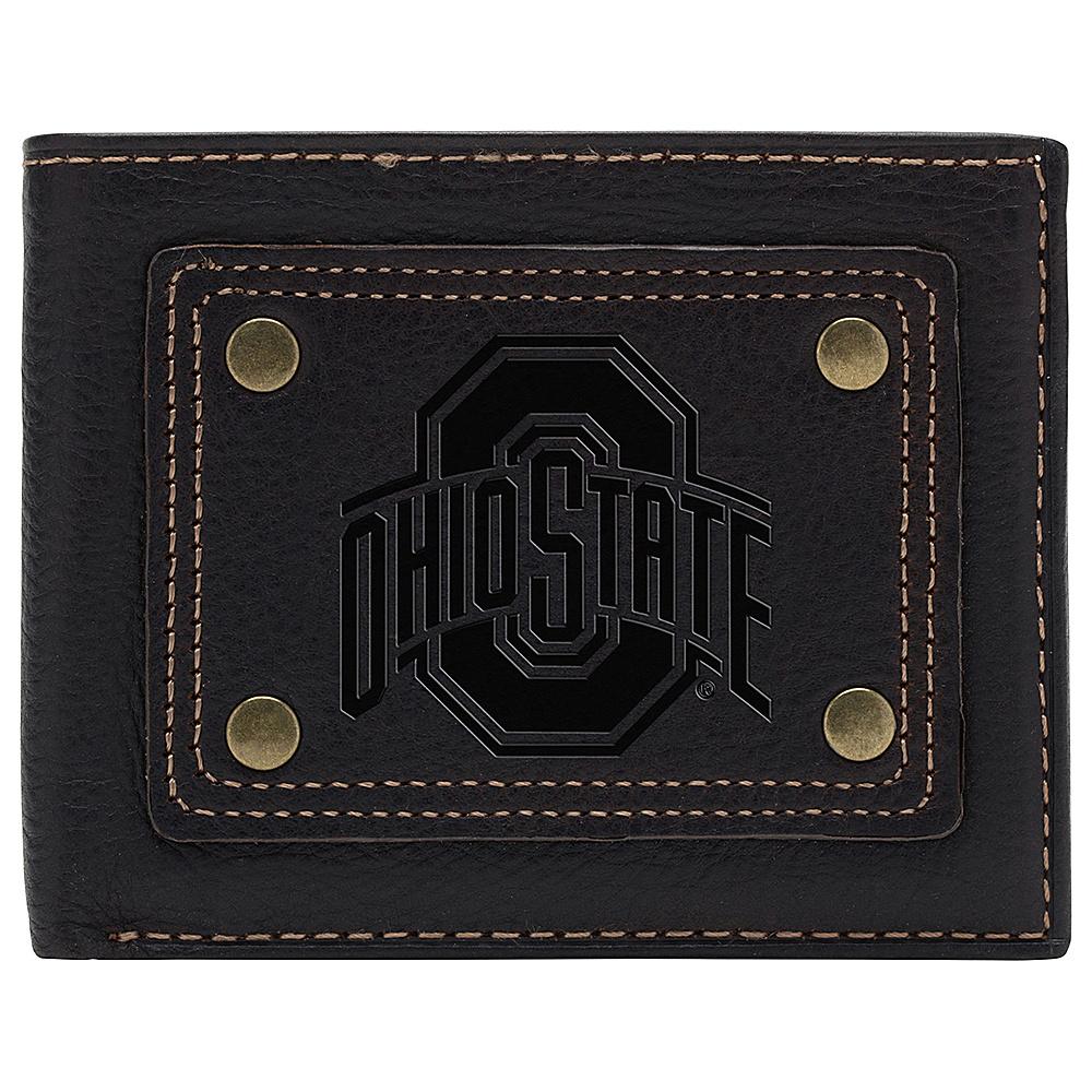 Jack Mason League NCAA Gridiron Traveler Wallet Ohio State Buckeyes - Jack Mason League Mens Wallets - Work Bags & Briefcases, Men's Wallets