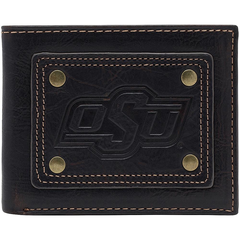 Jack Mason League NCAA Gridiron Traveler Wallet Oklahoma State Cowboys - Jack Mason League Mens Wallets - Work Bags & Briefcases, Men's Wallets