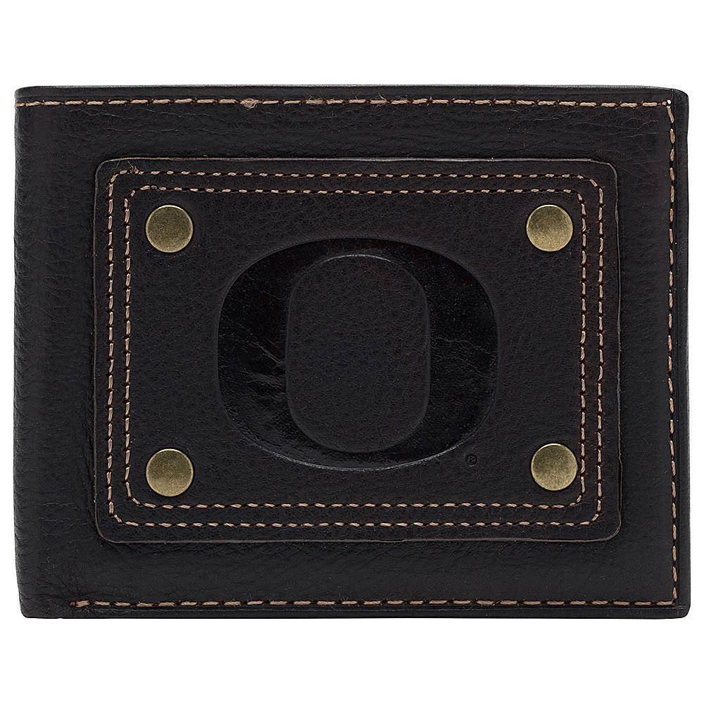 Jack Mason League NCAA Gridiron Traveler Wallet Oregon Ducks - Jack Mason League Mens Wallets - Work Bags & Briefcases, Men's Wallets