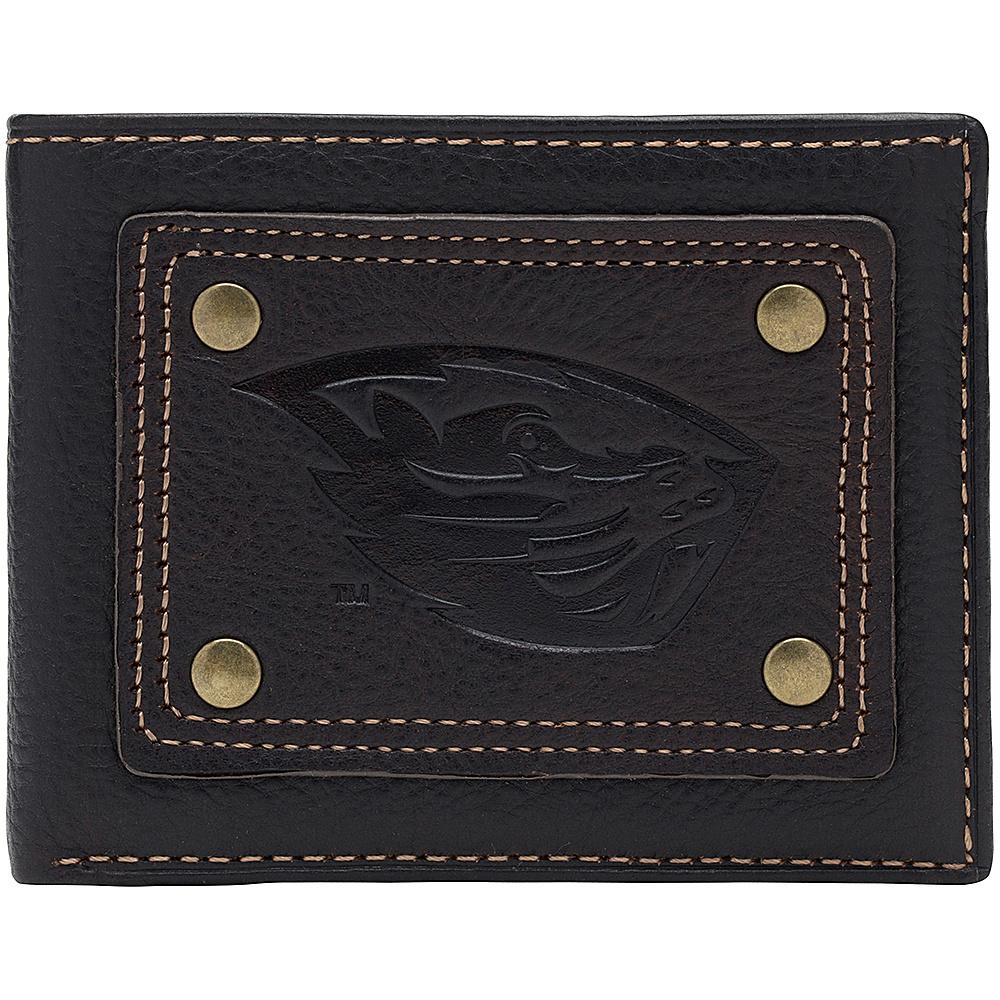 Jack Mason League NCAA Gridiron Traveler Wallet Oregon State Beavers - Jack Mason League Mens Wallets - Work Bags & Briefcases, Men's Wallets