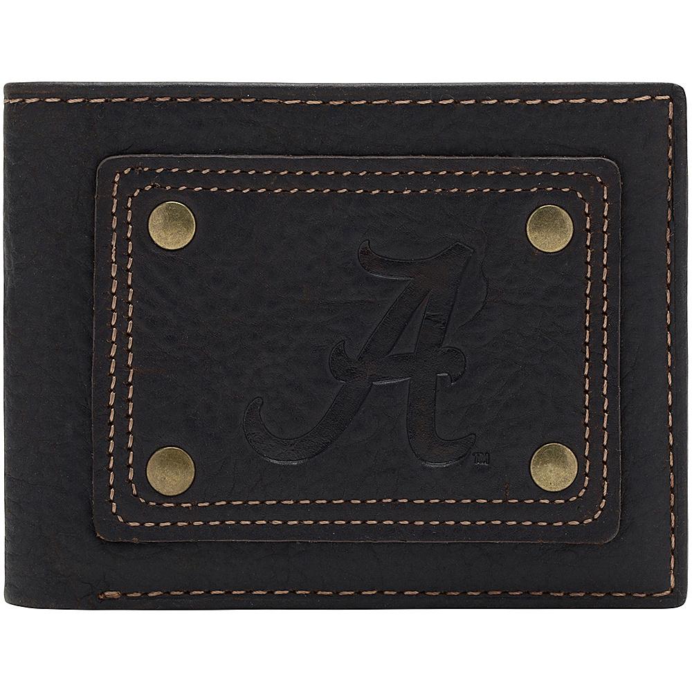 Jack Mason League NCAA Gridiron Traveler Wallet Alabama Crimson Tide - Jack Mason League Mens Wallets - Work Bags & Briefcases, Men's Wallets