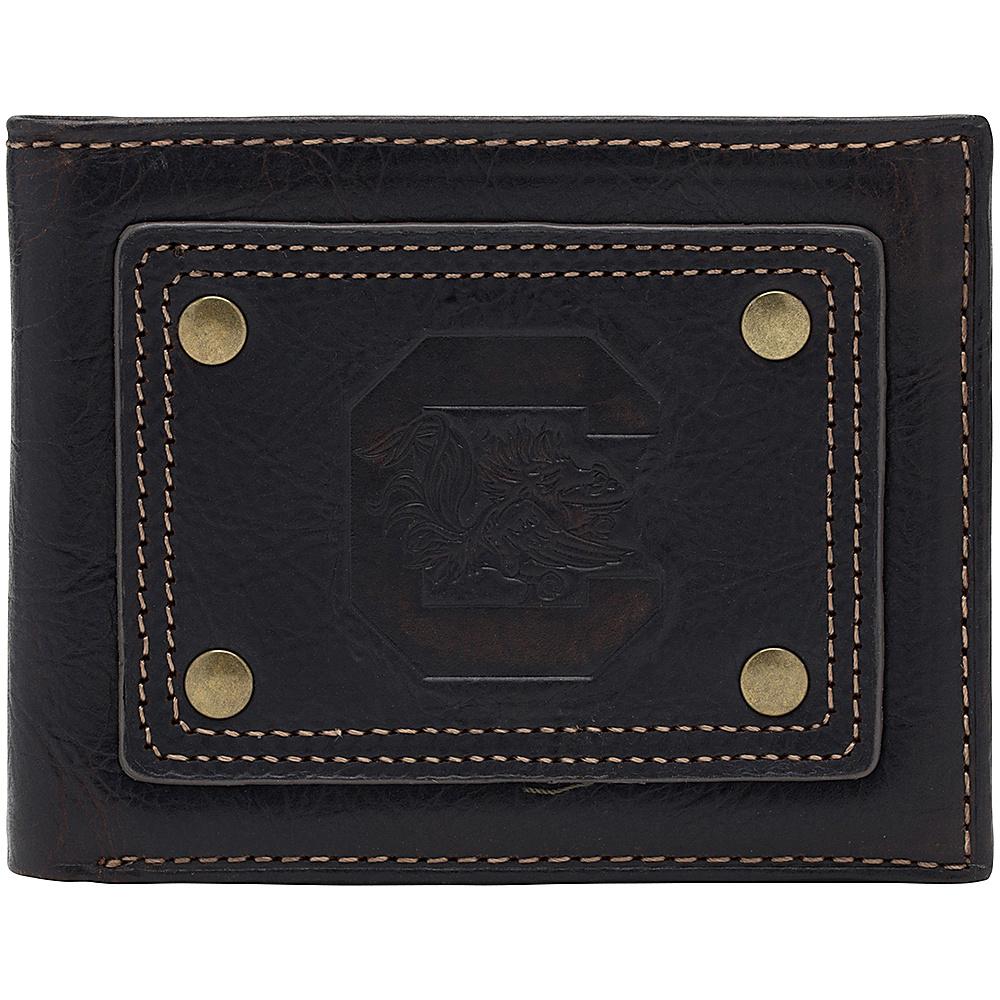 Jack Mason League NCAA Gridiron Traveler Wallet South Carolina Gamecocks - Jack Mason League Mens Wallets - Work Bags & Briefcases, Men's Wallets