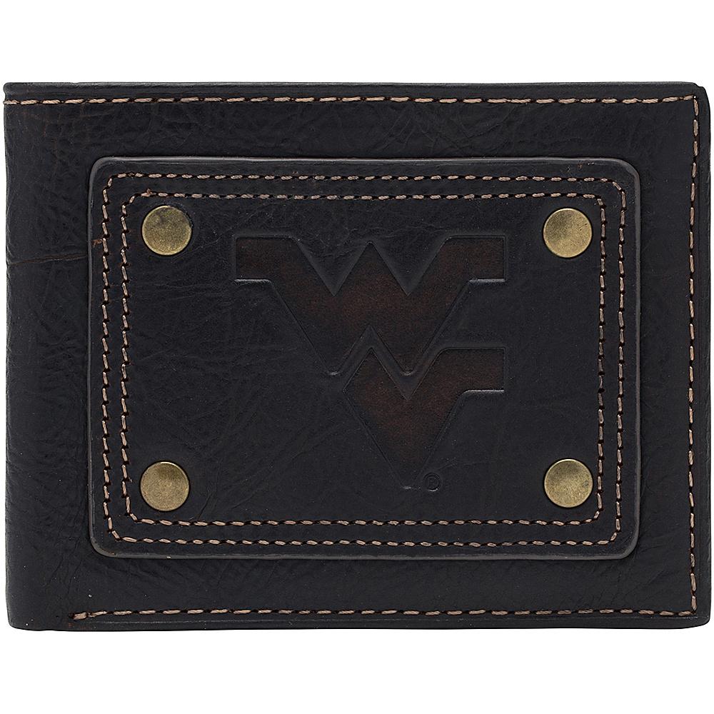 Jack Mason League NCAA Gridiron Traveler Wallet West Virginia Mountaineers - Jack Mason League Mens Wallets - Work Bags & Briefcases, Men's Wallets