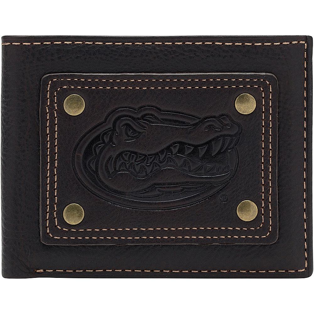 Jack Mason League NCAA Gridiron Traveler Wallet Florida Gators - Jack Mason League Mens Wallets - Work Bags & Briefcases, Men's Wallets