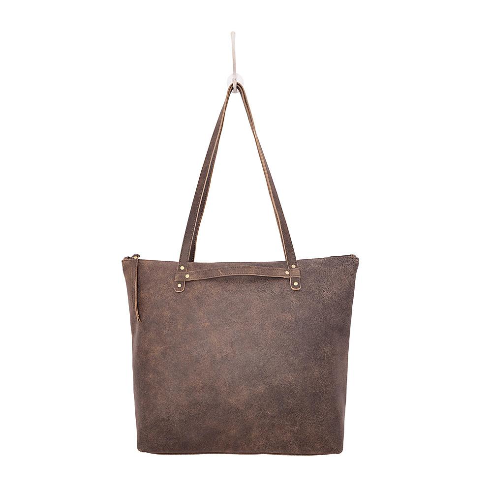 Latico Leathers Weston Tote Distressed Brown - Latico Leathers Leather Handbags - Handbags, Leather Handbags