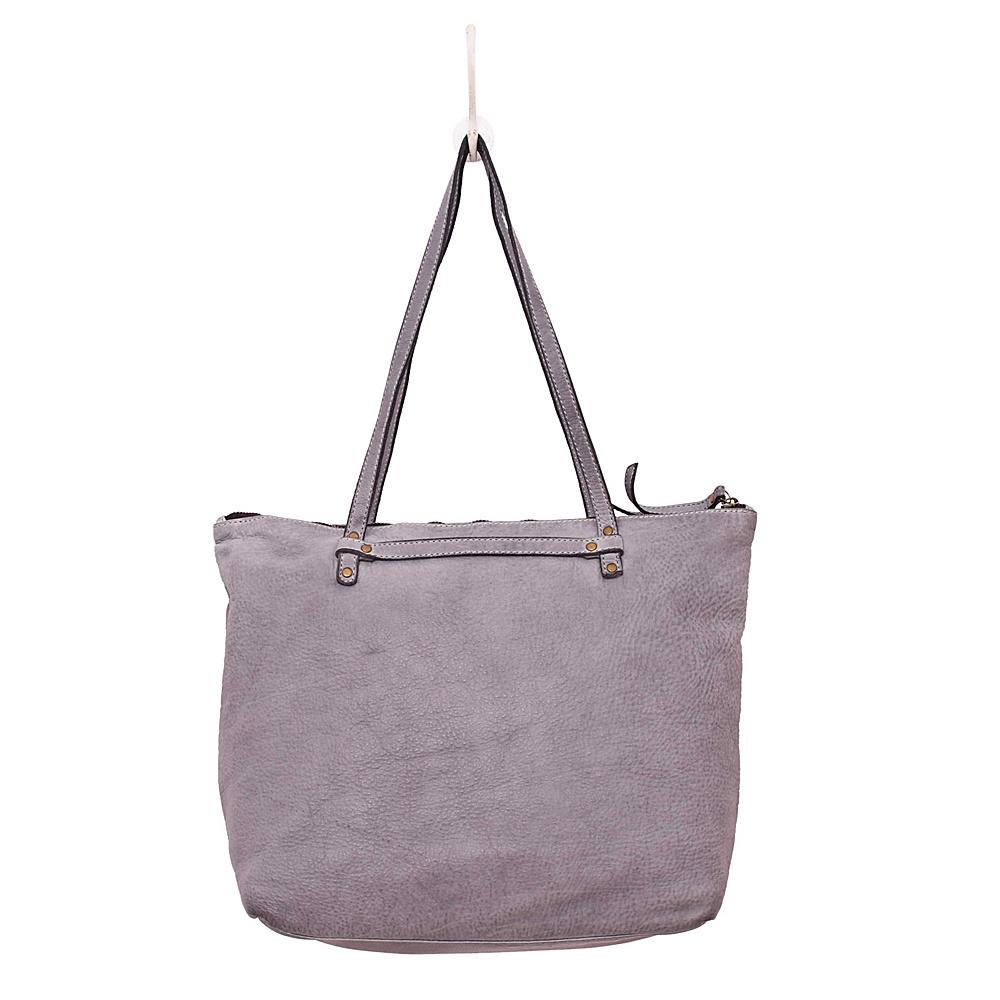 Latico Leathers Weston Tote Washed Black - Latico Leathers Leather Handbags - Handbags, Leather Handbags