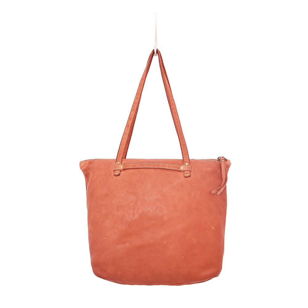 Latico Leathers Weston Tote Washed Red - Latico Leathers Leather Handbags - Handbags, Leather Handbags