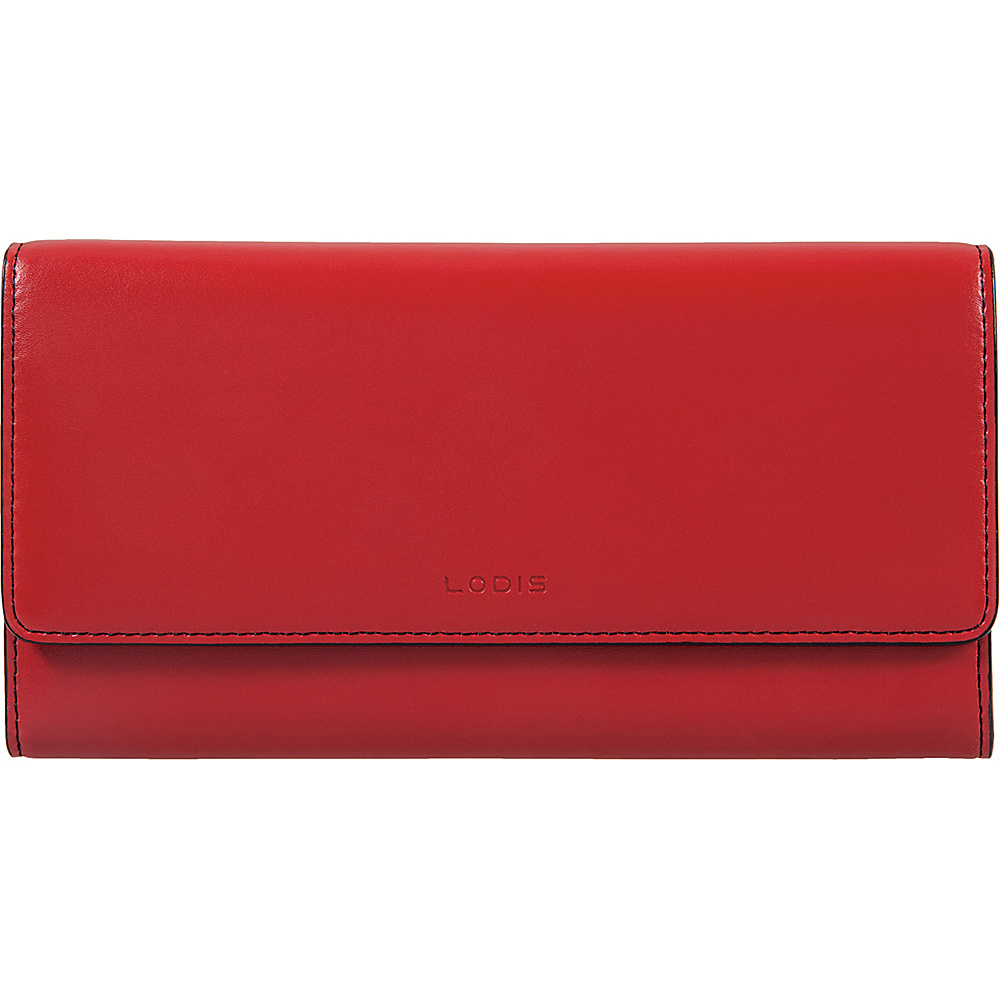 Lodis Audrey Cami Clutch Wallet Red - Lodis Womens Wallets - Women's SLG, Women's Wallets