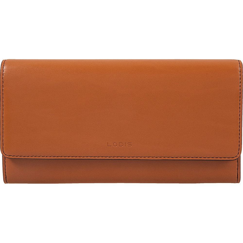 Lodis Audrey Cami Clutch Wallet Toffee - Lodis Womens Wallets - Women's SLG, Women's Wallets