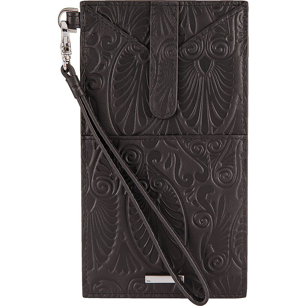 Lodis Denia Ingrid Phone Wallet Black - Lodis Womens Wallets - Women's SLG, Women's Wallets