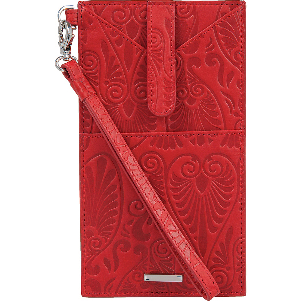 Lodis Denia Ingrid Phone Wallet Red - Lodis Womens Wallets - Women's SLG, Women's Wallets