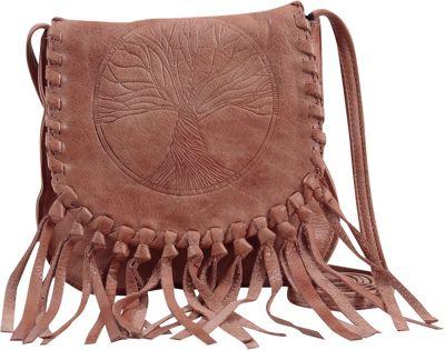 Day & Mood Peony Crossbody Cork - Day & Mood Leather Handbags